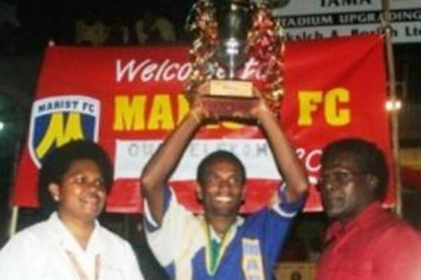 Marist can now look forward to competing against the best clubs in Oceania when the 2010 O-League gets underway in October, 2009.