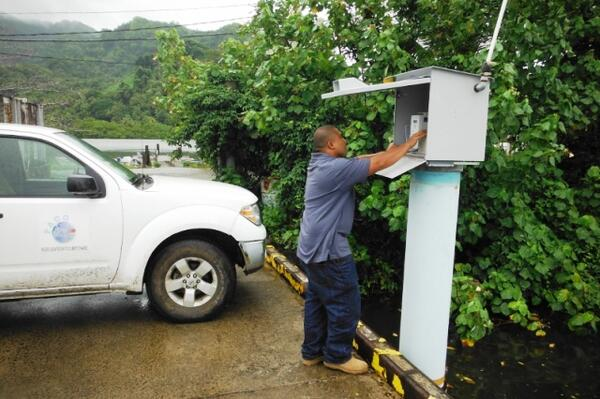 Better Coastal Management in Kosrae with Tidal Predictions