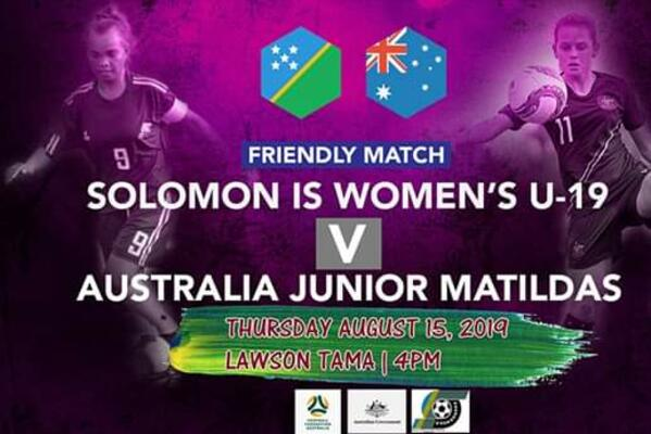 RSIPF Conducts Operation Matildas 2019