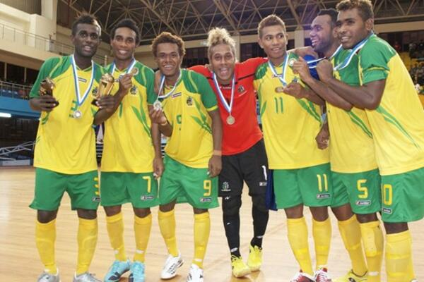 The Solomon Islands have now appeared at two World Cups in succession and proved they can compete on the global stage at Thailand 2012 in December by narrowly missing out on a place in the knockout stages on goal difference.
