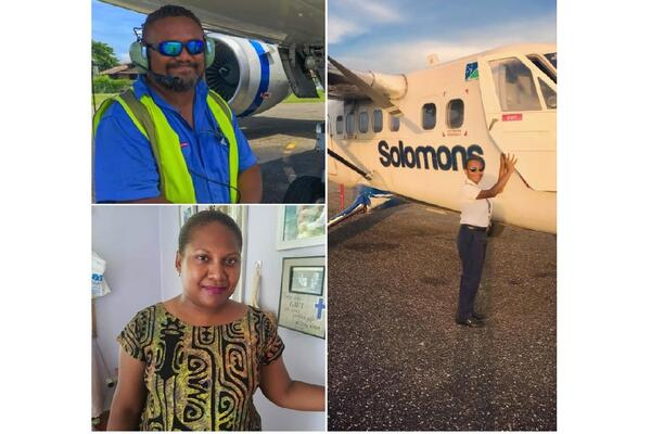 "Solomon Airlines is Recognising ""International Day of Families"""