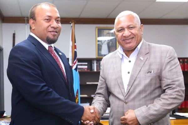 Solomon Islands High Commissioner Thanks Fiji Government