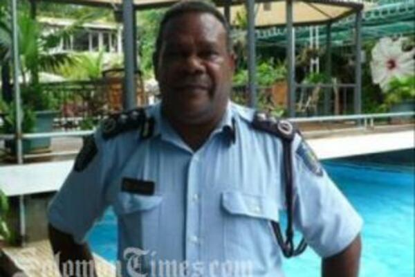 Walter Kola is now the Acting Police Commissioner of the Royal Solomon Islands Police Force.