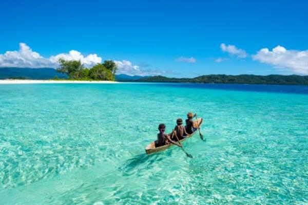 No ritzy, instagrammable resorts to be found here, the Solomon Islands is truly one of the world's purest adventures.
