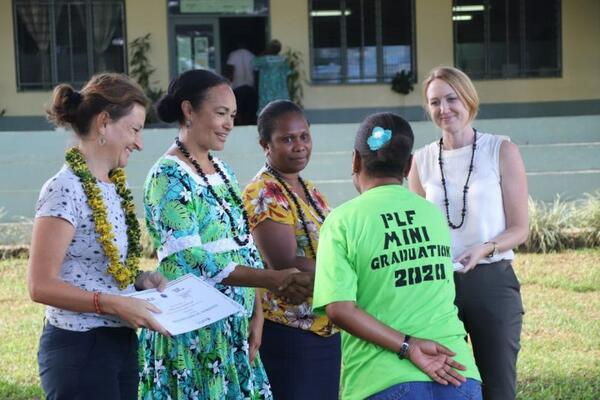 Supported by the Australian Government and managed by TAFE Queensland, APTC has been slowly evolving into a more Pacific-led, owned and managed operation.