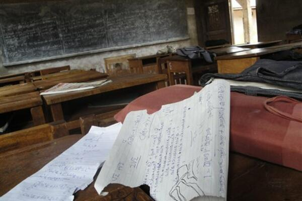 Classrooms remain empty as teachers remain defiant.