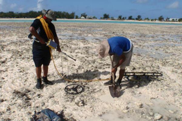 Lagoon Survey Reveals Kiribati's Wartime Past
