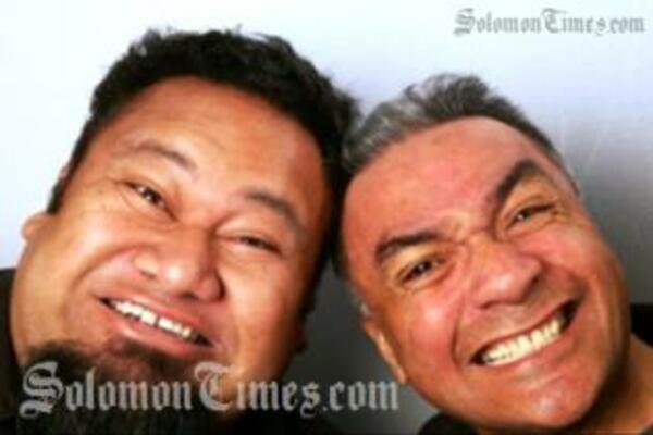 From laughing at their families to laughing at themselves, the world-famous Samoans have become household names in the region.