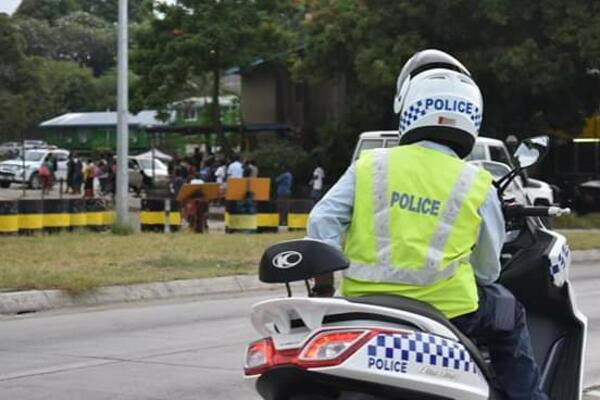 Sixty Drivers Charged for Various Traffic Offences in Honiara