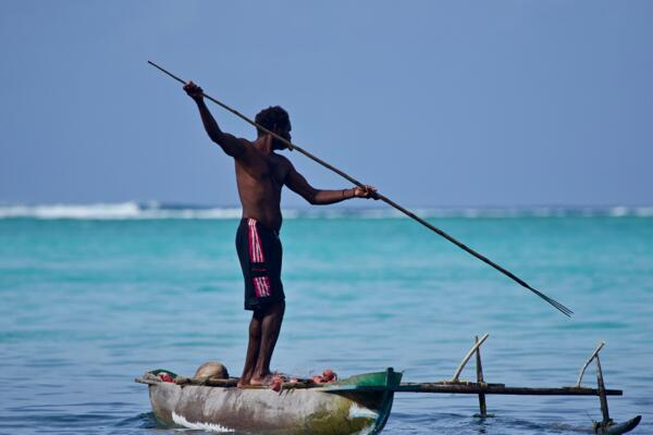 """""""We want to see all of our people back out there, earning their livelihoods and being able to take care of their families, but even more crucially we must ensure their health and safety is protected from COVID19,"""" said FFCMin18 Chair, Fiji Minister for Fisheries, Hon. Semi Koroilavesau."""