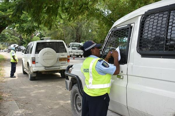Eight Vehicles Impounded Over Mothers Day Weekend