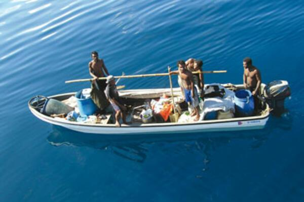 Coastal Fisheries in the Pacific 'a mixed report'