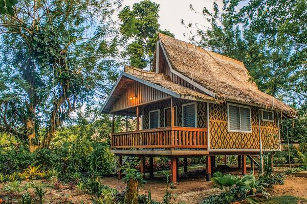 Ginger Beach Retreat is one of the 7 new Guadalcanal options available in the Solomon Airlines Iumi Tugeda Holidays program.