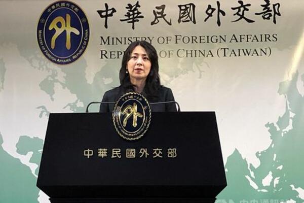MOFA Deputy Spokesperson Joanne Ou.