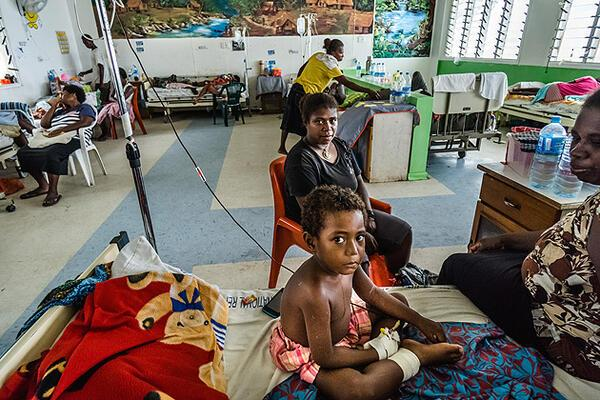Law reform is necessary if the country is to have an effective, modern health system that cares for all Solomon Islanders.