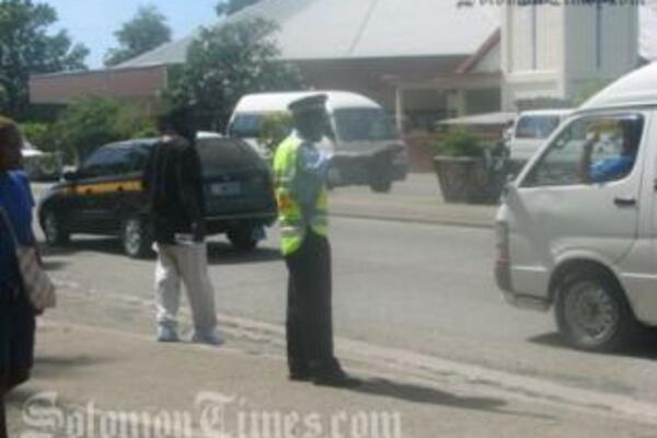 Additional Police will be stationed in various places in Honiara as part of the Security Beef up over the weekend.