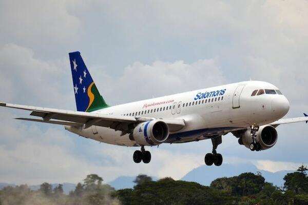 Solomon Airlines is continuing to operate a reduced domestic schedule to all 23 destinations within the Solomon Islands.