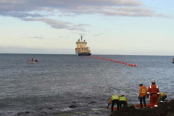 Papua New Guinea Data welcomed the start of work on the Coral Sea Cable in Port Moresby.