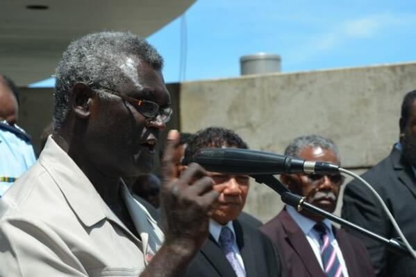 Prime Minister Hon. Manasseh Sogavare has named his Cabinet line up.