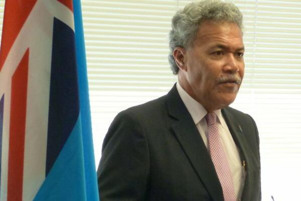 """We are a fully independent country, and there is no way I'm going to compromise our rights to fisheries resources, our rights to our immediate resources,"" Tuvalu Prime Minister, Sopoaga told ABC."