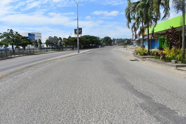 The lock-down plan for the Honiara Emergency Zone will start on 6pm Sunday 29th August to 6am Tuesday 31st August 2021.