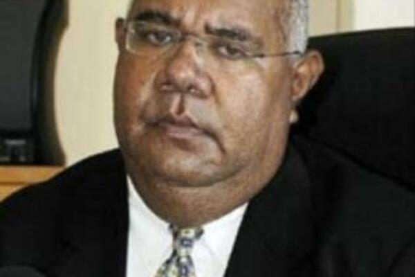 Ratu Joni Madraiwiwi is a Fijian lawyer, politician and was the Vice-President of Fiji from 2004 to 2006.