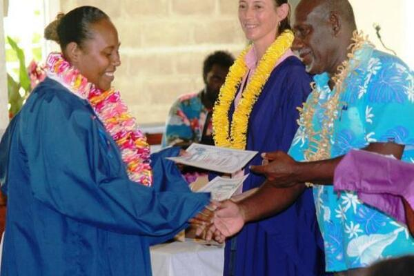 The graduation of the 17 nurses will immensely contribute towards the NCRA Government's national goal and commitment to the delivery of important social services like health which is critical to strengthening the socio-economic development in rural areas.