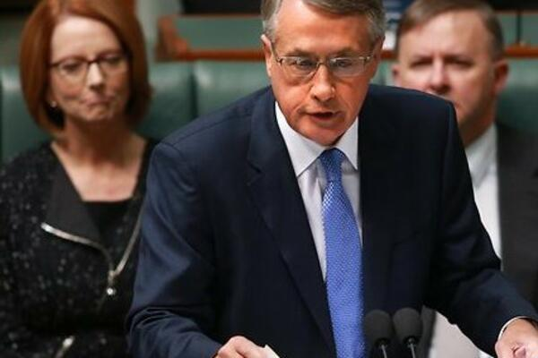 Labor government Treasurer Wayne Swan revealed that defense spending is set to increase despite Australian troops withdrawing from Solomon Islands, Afghanistan and East Timor this calendar year.