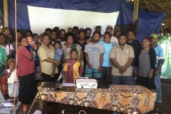 Biosecurity Solomon Islands (BSI) has been permitted to carryout awareness and training on regulated pests that are of threat to the community's Agro-Forest farming project under a Memorandum of Understanding (MOU) signed between BSI and JICA.