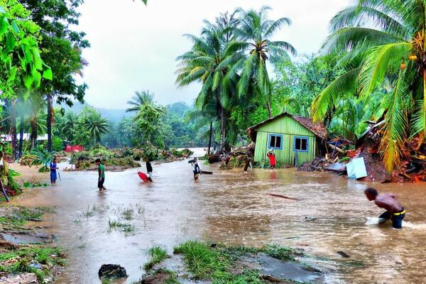 Solomon Islands, as a Small Island Developing State (SIDS) and Least Developed Country (LDC), requires up-scaled and targeted financial resources to be able to effectively respond to the adverse effects of climate change and disasters.