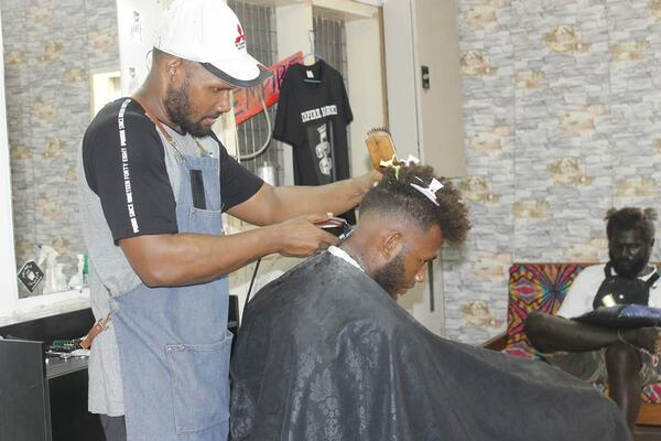 """For Julian Maetoloa, Director and owner of Empire Barber, Facebook is the main platform to communicate with his customers. """"Empire uses Facebook for marketing and advertising the products and services we provide. Shutting it down will have a huge impact on our business,"""" said Maetoloa."""