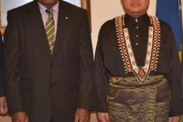 Malaysia's High Commissioner Kuminding said Malaysia and Solomon Islands continue to enjoy warm and close friendship based on mutual respect and cooperation since the establishment of diplomatic relations in 1998.