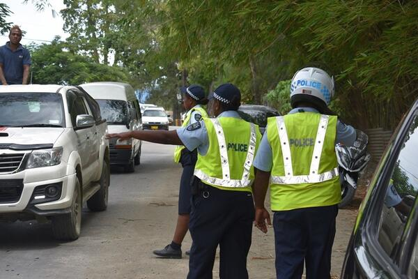 Police calls on the public to work together to stop the traffic congestion that continues to affect road users and businesses in the capital city.