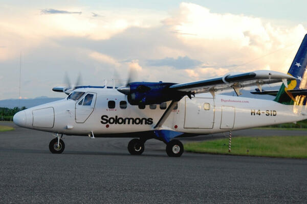Solomon Airlines continues to operate flights domestically, but that has not been enough to sustain operational overheads - especially with the cancellation of international flights.