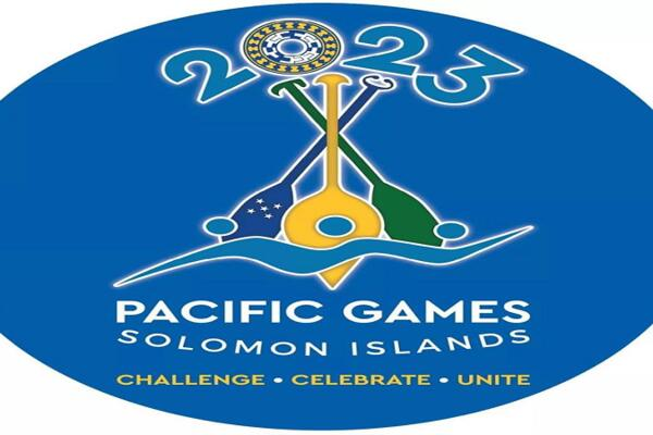 The paddle was used due to its significance not only in the Solomon Islands' culture, but also the wider Pacific community.