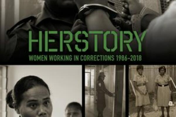 New Book Documents Solomon Islands Women Working in Prison System