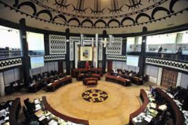 Prior to dissolving on 8th September, the Parliament yesterday passed another Two Parliamentary Bills.