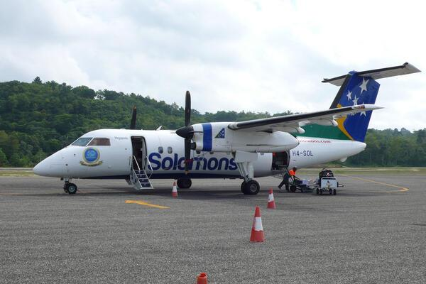 Dash 8 Forced to Turn Back After Mechanical Issues