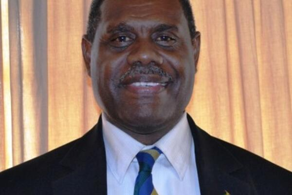 Hon David Day Pacha, will be taking up the Mines, Energy and Rural Electrification port folio.