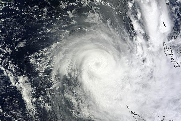 Cyclone Warning Issued for Solomon Islands