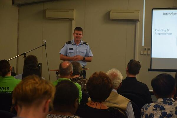 RSIPF Commissioner, Matthew Varley gave the assurance to members of the Diplomatic Corps, international and regional Election Observers and other stakeholders during a security briefing for the NGE held at the Rove Police Headquarters in Honiara last week.