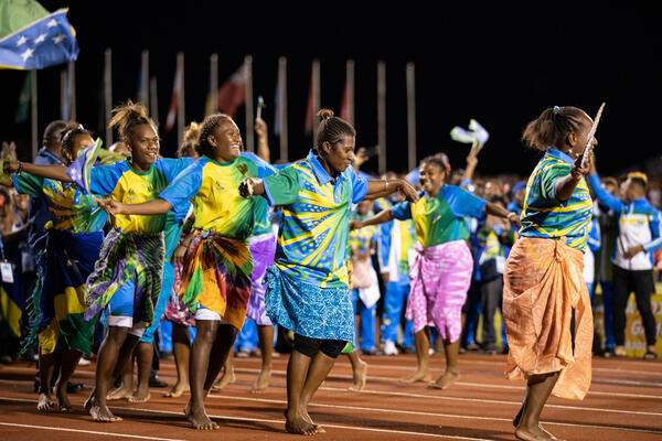 The Prime Minister said despite the current economic slowdown posed by the impacts of the COVID-19, the government is committed to meet its share of the funding for the Pacific Games 2023, to ensure the Games takes place.
