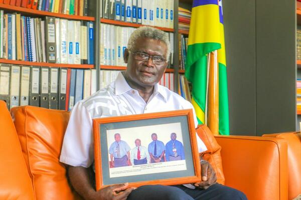 "Hon. Sogavare further stated, ""The late Sir Michael Somare was a political pioneer and a pillar of strength not only for Papua New Guinea, but for Melanesia and the wider Pacific region."""