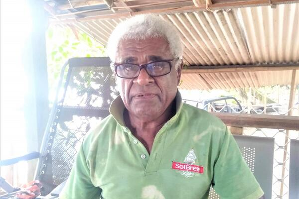 Chief Saketala sounded the alarm following what he describes as a rise in the number of fake land owners.
