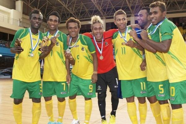 Solomon Islands Drawn Alongside NZ for OFC Futsal Championship
