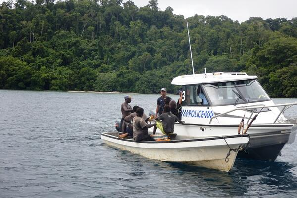 Western, Choiseul and Malaita Outer Islands borders have already been declared as emergency zones with a total ban on traditional border crossings to and from Bougainville.