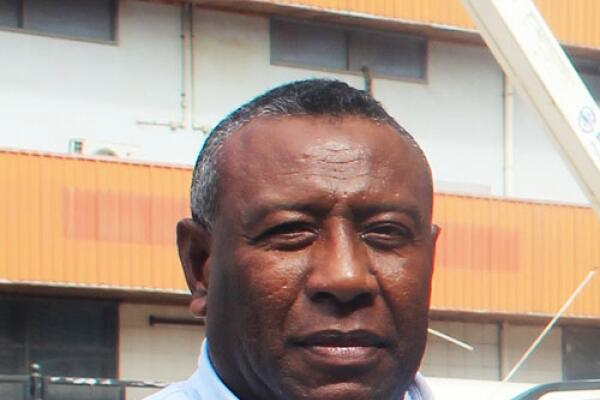 The former permanent secretary for the Ministry of Infrastructure Development (MID), was alleged to have corruptly received more than $700,000 from the government.