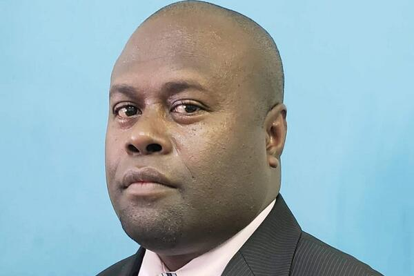 Solomon Islands Attorney General (AG) John Muria Junior.