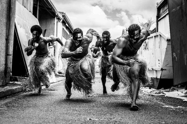 """What we found was that Fiji was way ahead in preserving its traditional dances and arts because of the continued performances,"" says Vou coordinator, Mrs. Sachiko Soro."