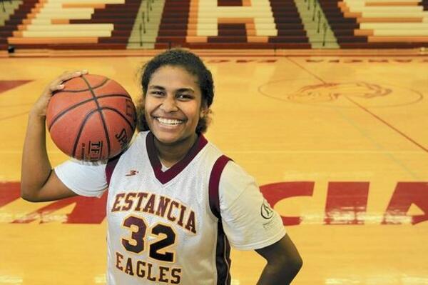 Estancia High sophomore Maya Van Den Heever is the Daily Pilot High School Athlete of the Week.